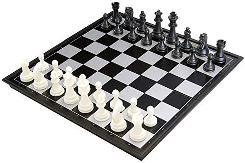 Itian Schach, Magnetschach,Reiseschach (25 * 25 * 2cm)