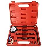 FreeTec Injection Pump Fuel Pressure Tester Tool Set 0-100psi