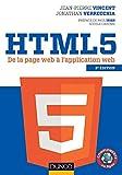 HTML5 - 2e éd. - De la page web à l'application web