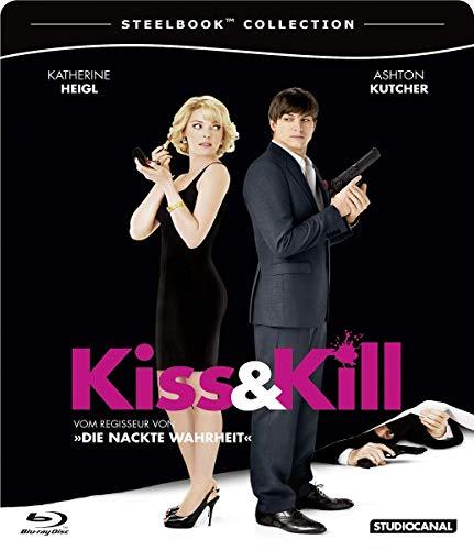 Kiss & Kill - Steelbook Collection [Blu-ray]
