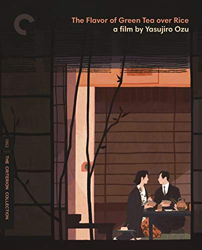 The Flavor of Green Tea Over Rice (The Criterion Collection) [Blu-ray]