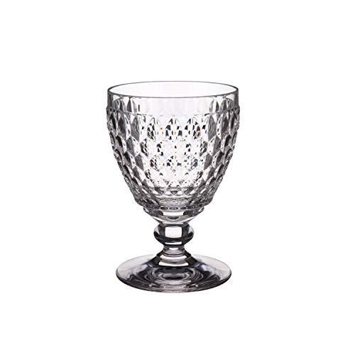 Villeroy & Boch Boston Coloured Calice Vino Bianco, 230 ml, Vetro Cristallo, Transparente, Altezza 12 cm
