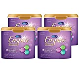 Enfamil Enspire Gentlease Baby Formula with Lactofrerrin, Non-GMO, and MFGM for Brain Support and Immune Health, Reduces Fussiness, Crying, Gas & Spit-up in 24 hours, Powder Tub, 19.5 Oz (Pack of 4)