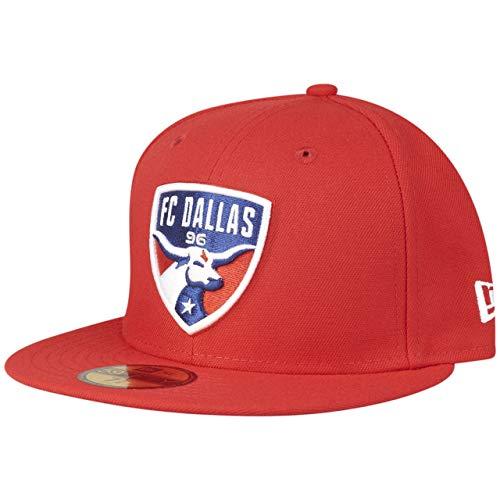 New Era 59Fifty - Gorra, diseño de MLS FC Dallas rojo XXX-Large