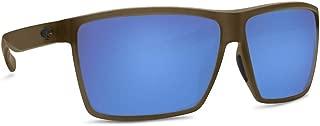 Costa Del Mar Rincon Sunglasses Moss/Blue Mirror 580Glass