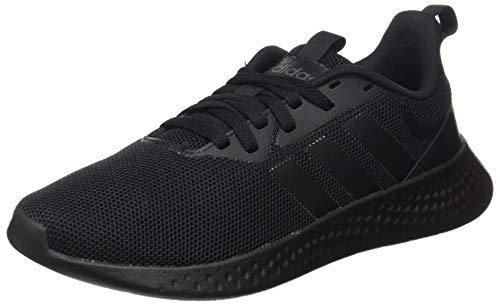 adidas Puremotion Men, Scarpe da Corsa Uomo, Core Black/Core Black/Grey Six, 44 EU