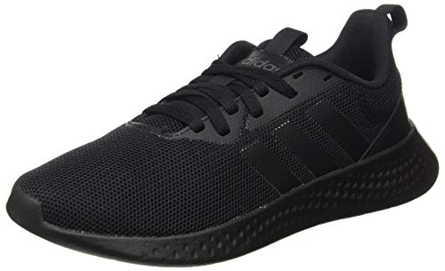adidas Puremotion Men, Scarpe da Corsa Uomo, Core Black/Core Black/Grey Six, 42 EU
