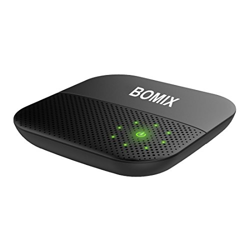 BOMIX X1 4K Android 6.0 TV Box 2GB RAM 16GB ROM Amlogic S912 Octa-Core CPU 64 Bits