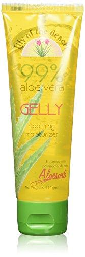 Lily of the desert - Gel hydratant aloé vera 99% - 120 ml tubes - Hydratant visage et corps