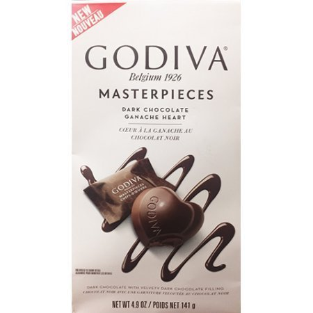 Godiva Chocolatier Dark Chocolate Ganache Masterpiece