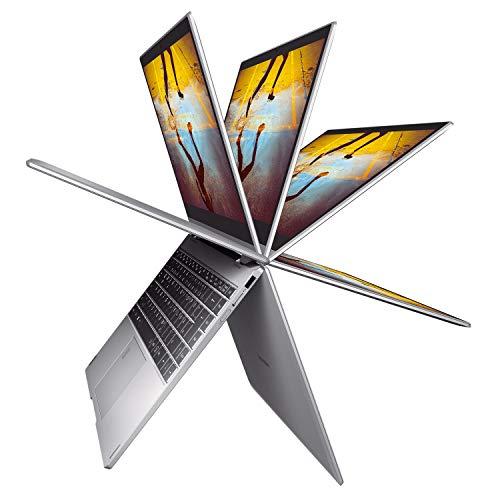 MEDION S14405 35,5 cm (14 Zoll) Full HD Touch Convertible Notebook (Intel Core i5-10210U, 8GB DDR4 RAM, 512GB SSD, USB 3.1 Typ-C, Intel UHD, Win 10 Home