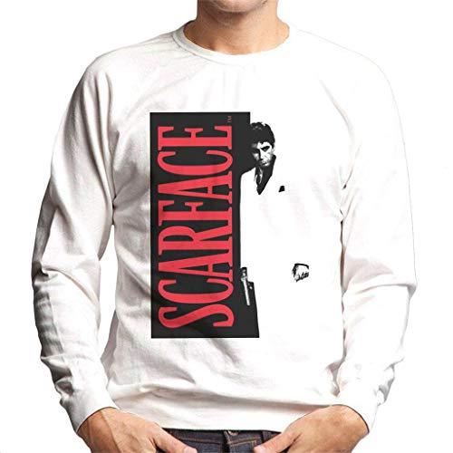Unbekannt Scarface Film Poster Men's Sweatshirt