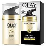 Olay Total Effects - Crema antiedad hidratante de noche