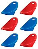 American Plastic Toys Scoop Rocker in Assorted Colors (Pack of 6)
