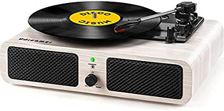 Vinyl Record Player with Speakers Turntable Bluetooth for Vinyl Records Vintage USB LP Player
