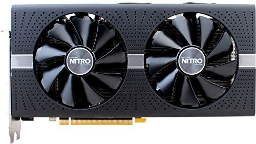 Sapphire NITRO+ Radeon RX 580 4GD5 Radeon RX 580 4GB GDDR5 - Graphics Cards (Radeon RX 580, 4 GB, GDDR5, 256 bit, 5120 x 2880 pixels, PCI Express x16 2.0)