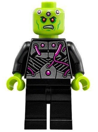 LEGO Super Heroes - Minifigur DC Brainiac