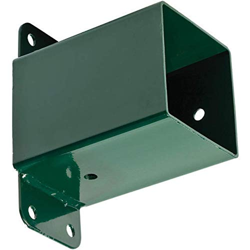 Anbauschaukel-Verbinder grün, für Kantholz 9x9 cm, lose