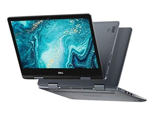 Dell Inspiron 5481 2-in-1 Laptop, 14.0' HD (1366 x 768) Touchscreen, 8th Gen Intel Core i3-8145U, 4GB DDR4, 128GB Solid State Drive, Windows 10 Home