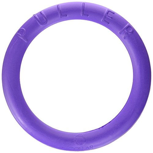 Puller Lockvogel Mini Interaktives Hundespielzeug Set, klein, 17,8cm, violett