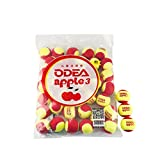 AMA SPORT ITF Approval Junior Stage Tennis Ball Play and Stay (Red),Pack of 48 Balls