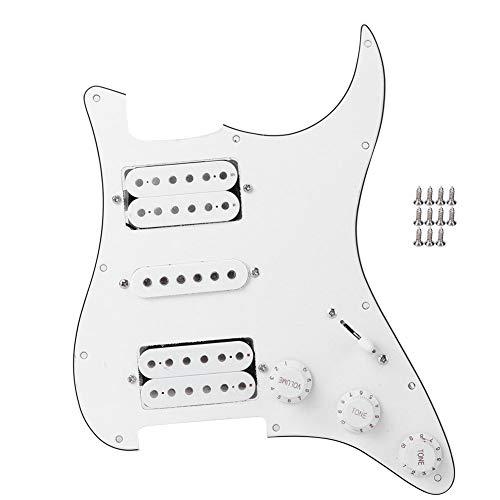 Keenso Golpeador de 3 Capas para la Guitarra Eléctrica ST/SQ, Golpeador de...