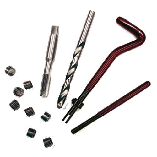 Bike Service Kit réparation filetage métrique (outils génériques)/Threaded Coil Insert Repair Kit Metric (Hand Tools)