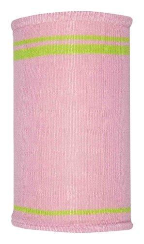 Tuyau en tricot rose/vert env. 8,5 x 20 cm, 2 pièces/pack, idéal pour récipients diamètre : env. 6–11,5 cm cet article est farbecht. Il bleicht pas en cas de rayons du soleil et colore Contact de l'eau. donc convient aussi pour l'utilisation en extérieur. Cet Article est lavable à 30 ° délicat. Composition : 85% polyacrylique, 10% Polyester, 5% élasthanne