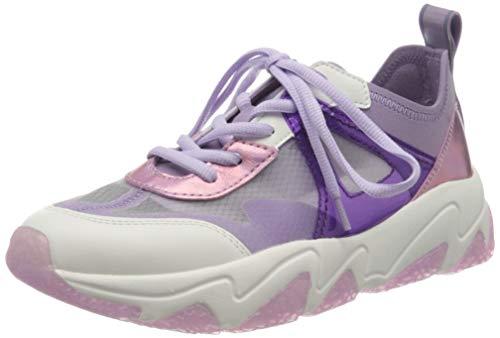 bugatti Damen 432846035069 Sneaker, Weiß (White/Trends 2080), 38 EU