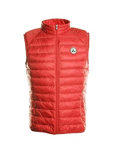 JOTT TOM Down jacket vest, Plomb, Medium para Hombre