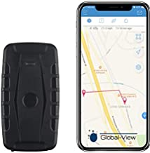 Hidden Magnetic GPS Tracker Car Tracking Device with Software (2 Month Battery) Real Time Truck, Asset, Elderly, Teenager Tracker - Subscription Required