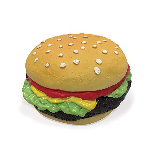 FouFou Dog Ffd 85936 Fast Food Chew - Hamburger Hundespielzeug