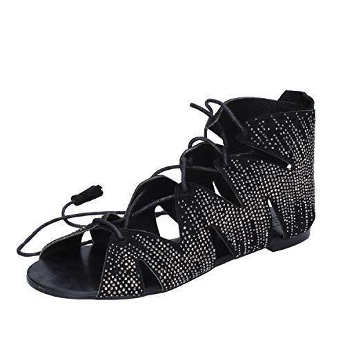 BIBI LOU Modieuze sandalen Dames Suède Zwart