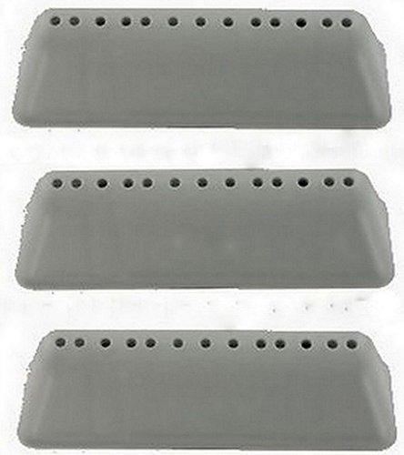 Bartyspares® Drei Saugheber Waschmaschine Trommel Paddel für Whirlpool ersetzen 480111104079