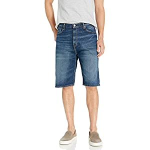 Levi's Men's  Loose Straight Denim Shorts