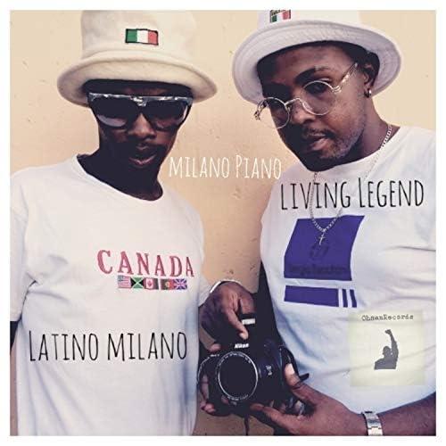 Latino Milano & Living Legend