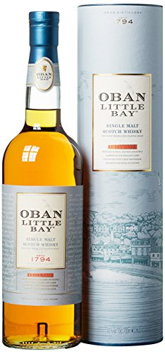 Oban Little Bay Highland Single Malt Scotch Whisky (1 x 0.7 l)