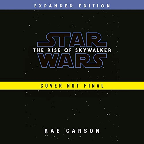 The Rise of Skywalker: Expanded Edition audiobook cover art