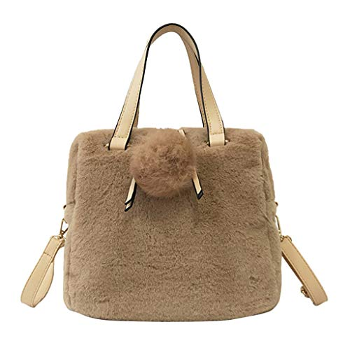 LIMITA Damenhandtaschen Mode Retro Cute Animal Zipper Totes Taschen behandeln Umhängetaschen Schultertaschen