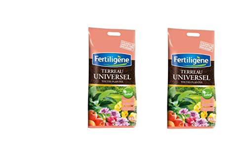 classement un comparer FERTILIGEN Terre universelle 12l, adaptée à l'agriculture biologique Toutes les plantes à l'intérieur…