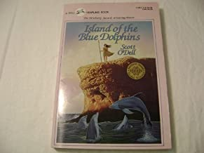 ISLAND OF THE BLUE DOLPHINS, SCOTT O'DELL (A DELL YEARLING BOOK)