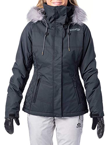 RIP CURL dames snowboard jas Fluffy Jacket