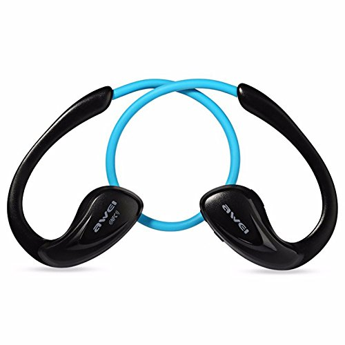 AWEI A880BL Wireless Bluetooth Sport Earphones Stereo Headphone Headset For iPhone Samsung