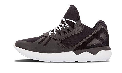 adidas Tubular Runner Black B35619 (Size: 9.5)