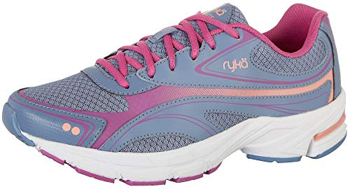 Ryka Womens Infinite Athletic Shoes 9 Gray Multi