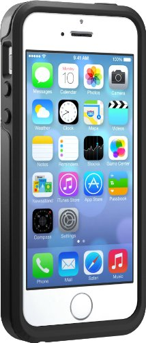OtterBox SYMMETRY SERIES Case for iPhone 5/5s/SE - Retail Packaging - BLACK
