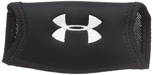 Under Armour Men's Chinstrap Chin Pad , Black (002)/White , One Size Fits All