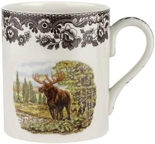 Spode Woodland & Delamere Mug (Moose)