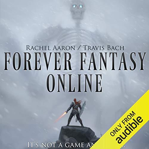 Forever Fantasy Online audiobook cover art