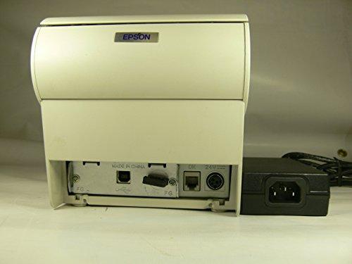 Epson TM-T88IV (032) Etikettendrucker (PS, ECW, 203 x 203 DPI, Ethernet, Serial (RS-232), verkabelt, USB, 0.06-0.07, Code 39, Code 93, UPC-A, UPC-E)